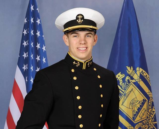 CHS Graduate Selected for Naval Academy Outreach • OurCelina